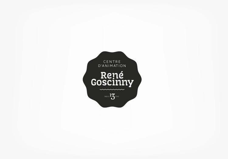 logotype du second axe créatif proposé