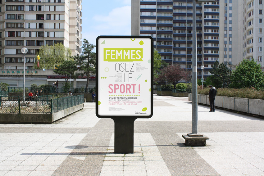 affiche decaux mise en situation